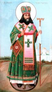 Святитель Феодосій (Углицький), архієпископ Чернігівський (†1696)