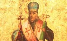 Святитель Іоасаф (Горленко), єпископ Бєлгородський (†1754)