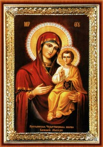 Густинська ікона Пресвятої Богородиці