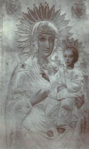 Іржавська ікона Пресвятої Богородиці