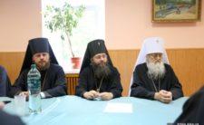 Митрополит Іриней взяв участь у засіданні Вченої ради КДА