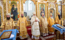 День Тезоіменитства Митрополита Іринея