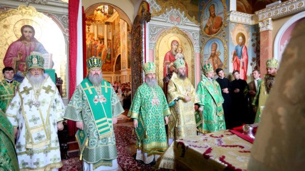 Собор преподобних отців Києво-Печерських, які у Дальніх печерах спочивають