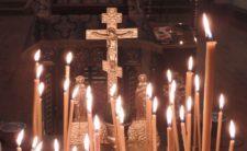 Літургія за спокій душі Митрополита Ніжинського і Прилуцького Іринея