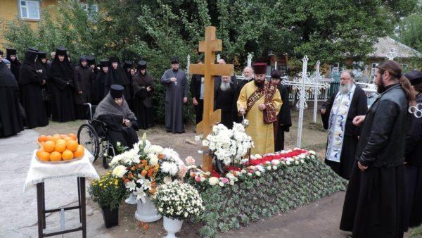 9-й день з дня блаженної кончини Митрополита Ніжинського і Прилуцького Іринея