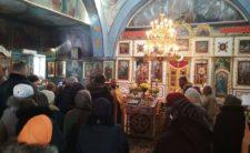 До Бахмача прибув ковчег з часткою мощей святителя Миколая