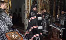 Архієпископ Климент звершив Чин прощення