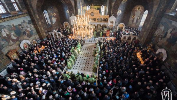 Архієпископ Климент вшанував пам'ять преподобних Києво-Печерських