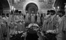 Архієпископ Климент взяв участь у відспівуванні Архієпископа Іларія (Шишковського)