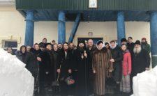 Архієпископ Климент відвідав Пустельно-Рихлівський монастир