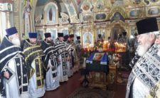Архієпископ Климент звершив Божественну літургію Передосвячених Дарів у Бобровиці