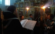 Архієпископ Климент очолив богослужіння четверга п'ятої седмиці Великого посту