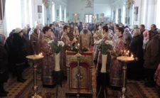 Неділя Хрестопоклонна