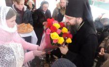 Архієпископ Климент звершив Божественну літургію Передосвячених Дарів у м.Носівка