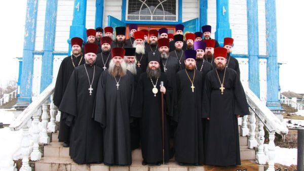 Архієпископ Климент очолив служіння Літургії Передосвячених Дарів у м.Прилуки