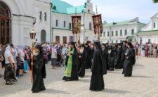 Архієпископ Климент вшанував пам'ять преподобного Агапіта Печерського