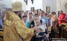 У Неділю 3-тю після П'ятидесятниці Високопреосвященніший Архієпископ Климент звершив Божественну літургію в Миколаївському соборі м. Ніжина