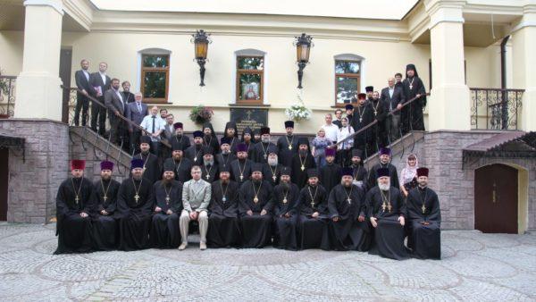 Архієпископ Климент взяв участь у засіданнях Вченої ради КДА