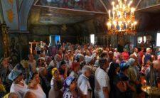 Храмове свято у Бахмачі