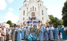 Архієпископ Климент взяв участь у святкуванні престольного дня у Тернополі