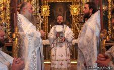 У день Преображення Архієпископ Климент очолив святкове богослужіння в другому кафедральному соборі єпархії (відео)