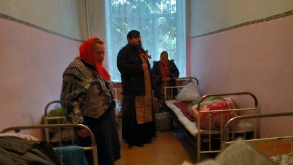 Допомога потерпілим від аварії в Ічні від Прилуцького благочиння