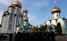 Клірик Ніжинської єпархії взяв участь в щорічних військових зборах капеланів УПЦ