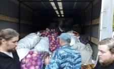 Клірики Ніжинської єпархії відвідали найбільш постраждалі села Ічнянщини