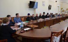 Благочинний Носівського округувзяв участь у засіданні обласної ради Церков