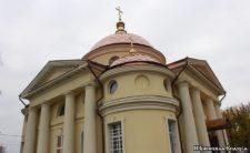 Архієпископ Климент звершив Божественну літургію у Свято-Преображенській церкві села Яблунівка