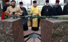 У Ніжинській єпархії відбулися богослужіння за жертвами голодоморів