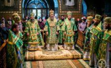 Високопреосвященніший Архієпископ Климент вшанував пам'ять преподобної Анастасії Київської (+відео)