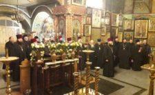 Духовенство Ніжинської єпархії висловило всебічну підтримку Блаженнішому Митрополиту Онуфрію