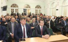 Керівництво Ніжинської єпархії взяло участь у представленні нового губернатора Чернігівської області