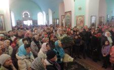 Богослужіння в день пам'яті преподобного Феофана Рихлівського (+відео)