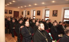 Клірик єпархії взяв участь в VІ Всеукраїнській конференції керівників єпархіальних відділів у справах сім'ї