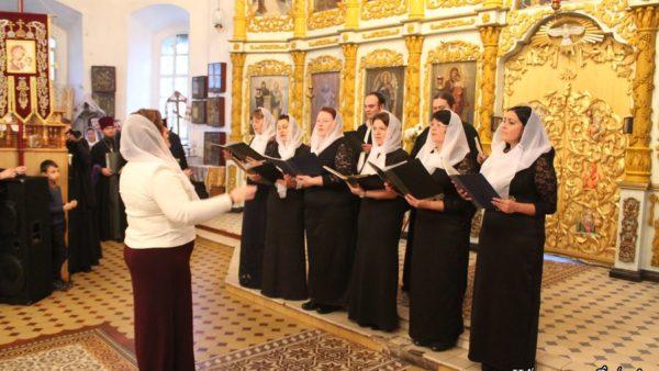 """У Ніжині відбувся Перший єпархіальний фестиваль церковних хорів """"Покровські дзвони"""""""