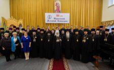 Високопреосвященніший Архієпископ Климент взяв участь в актовому дні Одеської духовної семінарії (+відео)