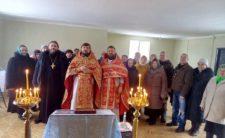 У селі Гнідинці Варвинського району звершено першу за 85 років Божественну літургію