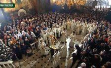 Архієпископ Климент коментував телетрансляцію Різдвяного богослужіння з Києво-Печерської Лаври