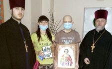 Родина священика Ніжинської єпархії передала гроші на лікування хворій дитині (оновлено)