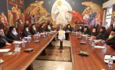 В питаннях України Кіпрська Церква шукає шляхів уникнення розколу в православному світі
