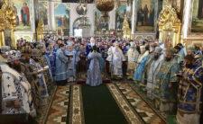 Високопреосвященніший Архієпископ Климент взяв участь в урочистостях у м. Корці