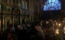 Високопреосвященніший Архієпископ Климент звершив читання третьої частини Великого покаянного канону