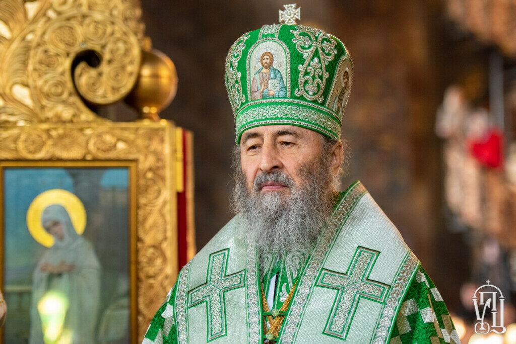 Блаженніший Митрополит Онуфрій привітав В. О. Зеленського з обранням Президентом України