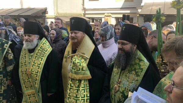 Високопреосвященніший Архієпископ Климент вшанував пам'ять преподобних Звіринецьких