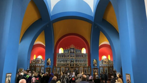 Відбулися соборна літургія та спільне говіння духовенства Варвинського благочиння
