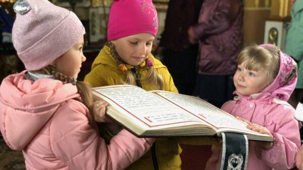 Високопреосвященніший Архієпископ Климент звершив літургію Передосвячених Дарів у Бобровиці