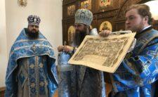 У день Благовіщення Архієпископ Климент очолив Божественну літургію в Ніжинському Благовіщенському монастирі (відео)