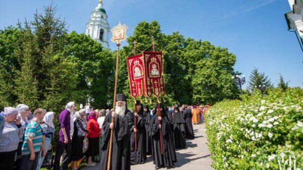Архієпископ Климент взяв участь в урочистостях з нагоди 400-річчя Мгарського монастиря (відео)